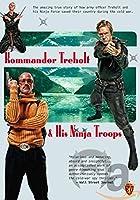 dvd - Kommandor Treholt & his ninja troops (1 DVD)