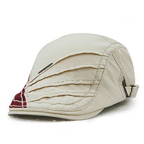 Women's Novelty Summer Cotton Beret Newsboy Visor Cap Hat