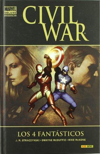 Civil War. Los 4 Fantásticos