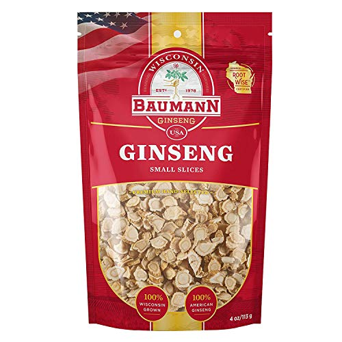 Baumann American Ginseng Small Slic…