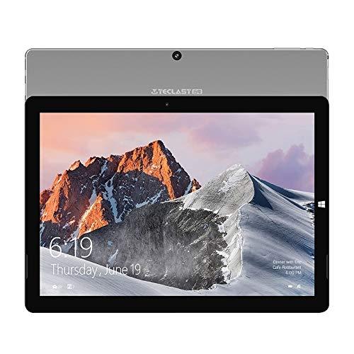Tablet PC Pro X6 Pro 2-in-1 Tablet, 12,6 pollici, 8GB + 256GB, Windows 10 di casa, Intel Core M 1.0-2.6GHz, supporto OTG e Bluetooth e Dual Band WiFi e HDMI, senza tastiera (nero + grigio) XY