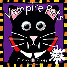 Funny Faces: Vampire Pets