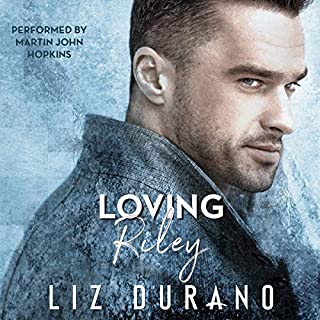 Loving Riley audiobook cover art