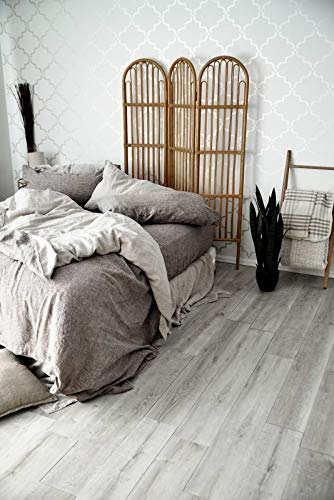 Beflax 100% Natural French Linen Bedding