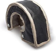 Boost Monkey Turbo Charger Heat Blanket Shield - Universal- T3 T25 T38 T3 T4 T5 T6 (T3 Black)