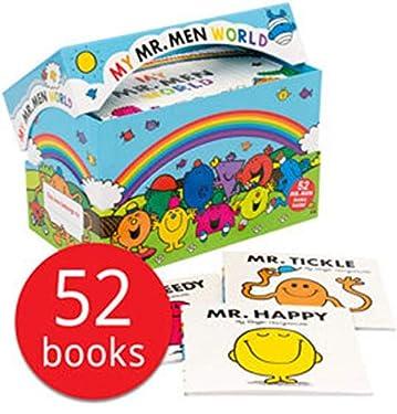 My Mr. Men World 52 Books Collection Set