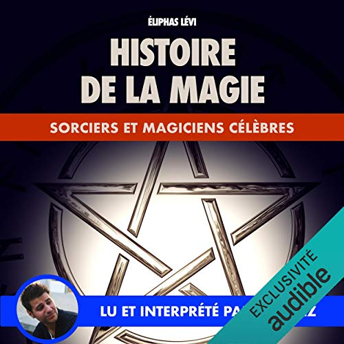 Histoire de la Magie cover art