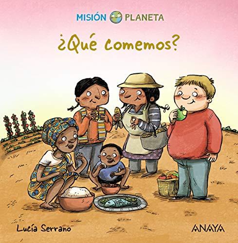 ¿Qué comemos?: Misión Planeta (OCIO Y CONOCIMIENTOS - Ocio y conocimientos)