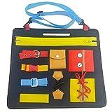 Montessori Aprender Tableros Juguetes Educativos para Aprendizaje Educativo...