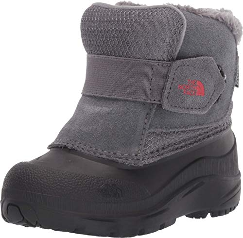 The North Face Toddler Alpenglow II, TNF Black/Zinc Grey, 7