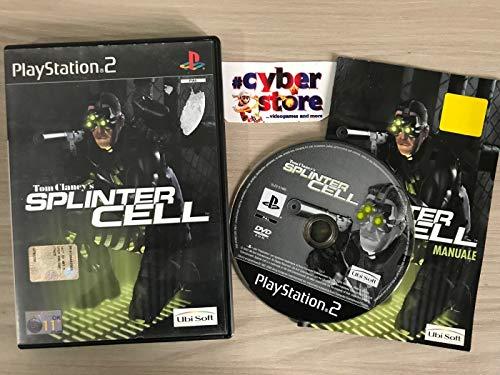 PS2 - Tom Clancy's Splinter Cell - [PAL EU]