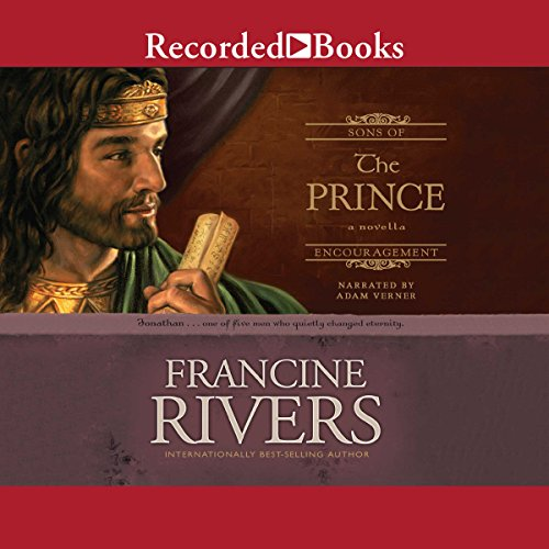 Couverture de The Prince: Jonathan (Sons of Encouragement, Book 3)