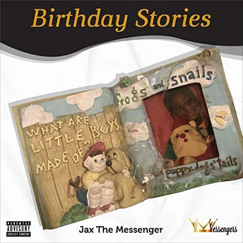 Jax the Messenger