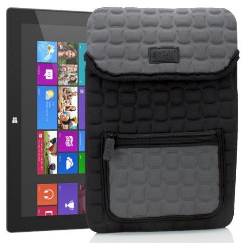 USA Gear XNEO-TAB Tablet-Hülle Tasche für Samsung Galaxy Tab A Das Neue Fire HD Lenovo Tab 2 A7 Samsung Galaxy Tab A Tab E Fire Kids ACEPAD A96 & mehr