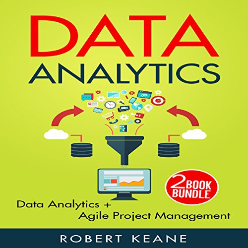 Data Analytics: A Two-Book Bundle audiobook cover art