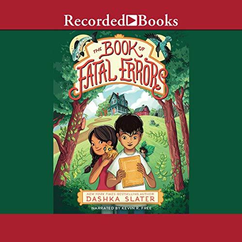 The Book of Fatal Errors Titelbild