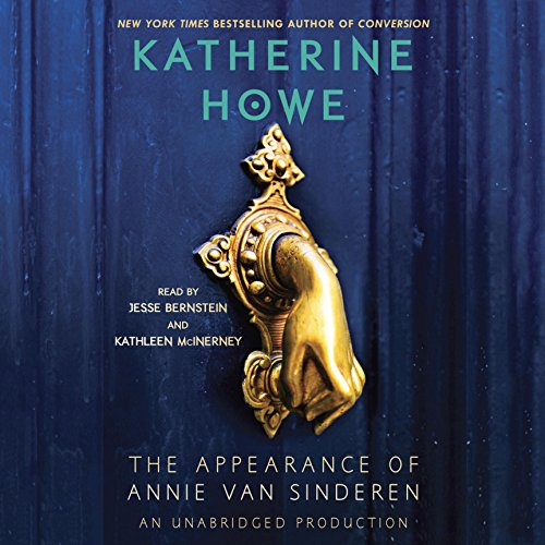 The Appearance of Annie van Sinderen audiobook cover art