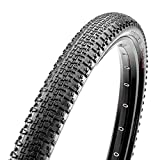 Maxxis Exo Dual Neumáticos para Bicicleta, Unisex Adulto, Negro, 28' 700x50C 50-622