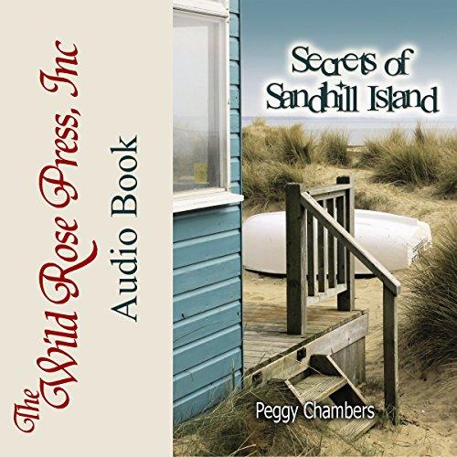 Secrets of Sandhill Island audiobook cover art