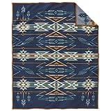 Pendleton Star Watchers Blanket Robe, Twin