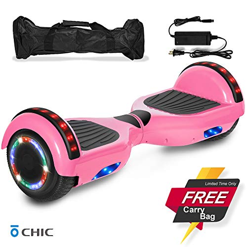 Electric Self Balancing Scooter Wheel with Built in Bluetooth Speaker