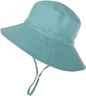 KPWIN Baby UPF 50+ Sun Protection Hat Boys' Toddler Flap Sun Hat