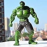 Zfggd Hulk Rojo Gigante - Figura de acción de articulación móvil Rey - Vengadores Liga - del Vengado...