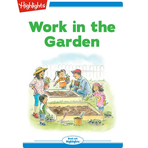 Work in the Garden copertina