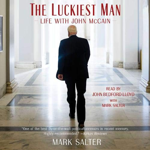 The Luckiest Man cover art