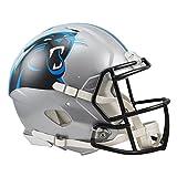 Riddell NFL Carolina Panthers Speed Authentic Football Helmet Blue ,Medium