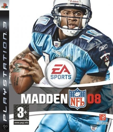 Electronic Arts Madden NFL 08, PS3
