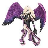 Nemesis Now Dark Messenger James Ryman - Figura decorativa (30 cm), color morado