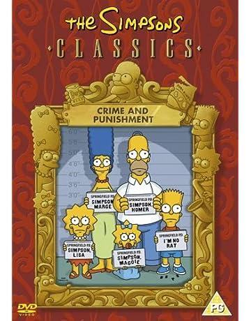 Amazon Co Uk The Simpsons Dvd Blu Ray