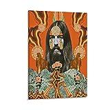 TRHD George Harrison Creative Music Avatar Poster