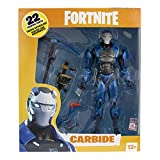 Fortnite McFarlane Toys - Figura de acción premium de carburo de 7 pulgadas