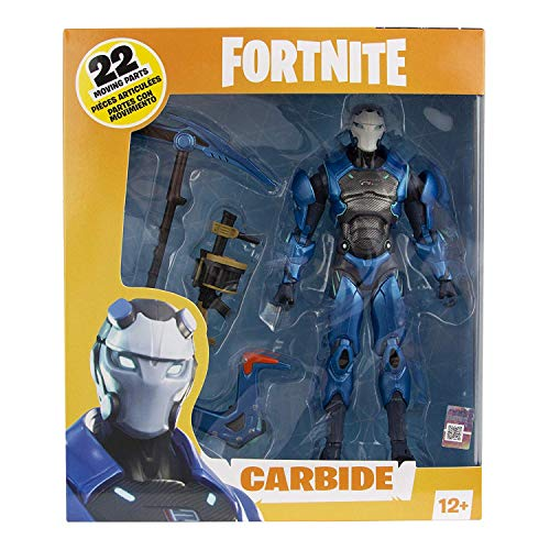 Fortnite McFarlane Toys Carbide 7 inch Premium Action Figure