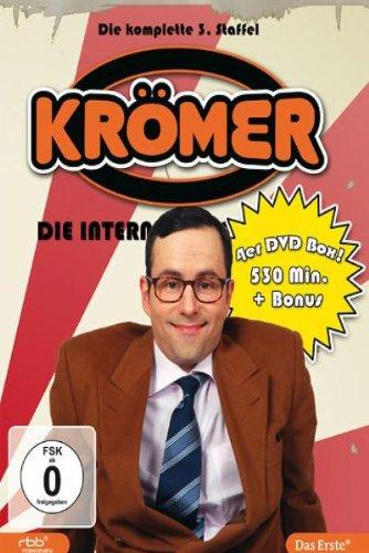 Kurt Krömer - Die internationale Show - Staffel 3 [4 DVDs]