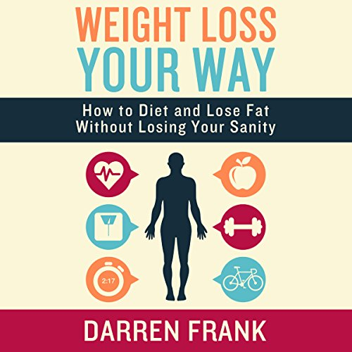 Weight Loss Your Way audiobook cover art