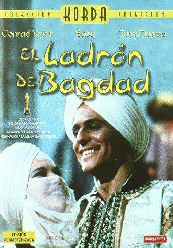 El Ladrón De Bagdad [DVD]