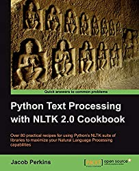 Text Processing Book: Python Text Processing with NLTK 2 0