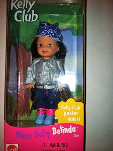 Barbie Kelly Club Biker Baby Belinda 1999 by