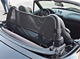 Deflettore aria per BMW Z3 E36 | 1995-2003 | Paravento per decappottabili | Frangivento