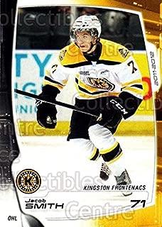 (CI) Jacob Smith Hockey Card 2011-12 Kingston Frontenacs 22 Jacob Smith