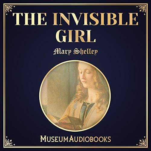 The Invisible Girl audiobook cover art