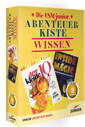 Die Junior Abenteuer-Kiste: Abenteuer Wissen
