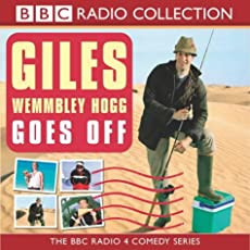 Giles Wemmbley Hogg Goes Off - Series 1