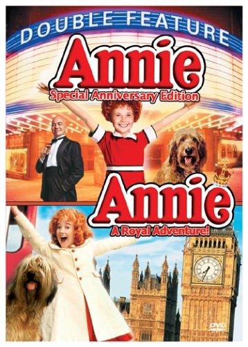Annie & Annie: Royal Adventure [Reino Unido] [DVD]