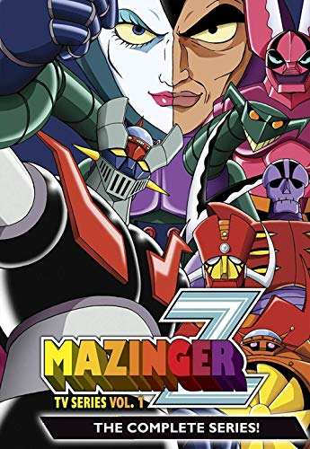 TTXD Puzzle 1000 Piezas Adultos,Mazinger Z,Rompecabezas de Madera, Juguetes intelectuales, desafiante Rompecabezas Informal para Adultos y Adolescentes 50x70cm