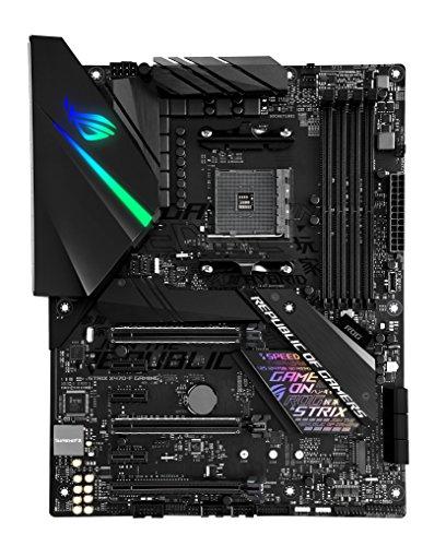 ASUS ROG Strix X470-F Gaming AMD Ryzen 2 AM4 DDR4 DP HDMI M.2 ATX Motherboard