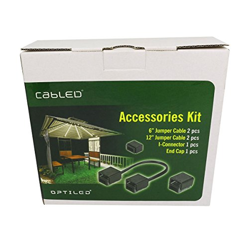 Optiled New CabLED Landscape Accessories Kit